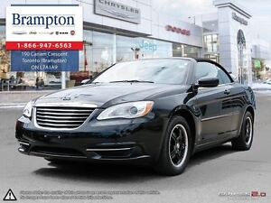 2012 Chrysler 200 LX | 1 OWNER TRADE-IN | LOW KMS | BLUETOOTH |