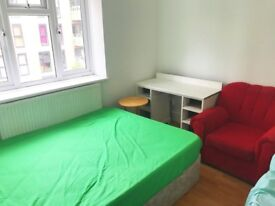Cozy Double Room in Hoxton area