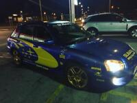Subaru Impreza Wrx Turbo