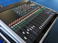 Soundcraft Digital Mixing Desk - Si Performer 2 + Card + Extras!