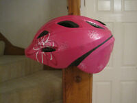 MET Genio Girls Bike Helmet 52-57 cms