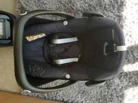 Maxi Cosi Pebble stage 0 car seat