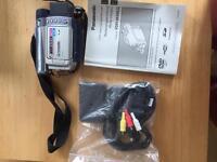 Old school Panasonic DVD Video Camera/Recorder