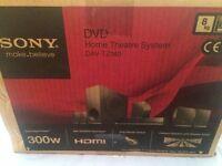 Sony DVD Home Theatre System DAV-TZ140