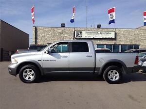 2011 Dodge Ram 1500 Outdoorsman 4x4 CREW CAB  COMES FULLY MECHAN