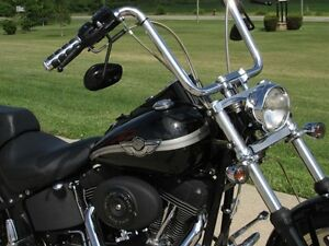 2003 harley-davidson FXSTB Night Train   Full Stage 1 Vance &amp London Ontario image 12