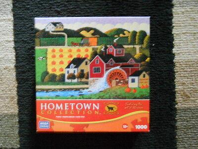 Hometown PUZZLE PUMPKIN SALE Great For HALLOWEEN