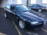 *** Alfa Romeo diesel 2005 swap px car van ***+
