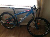 mountain bike rafal 720 brand new maybe swap why