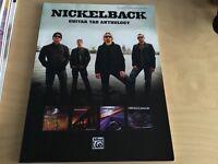 Nickelback - guitar tablature