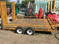 Plant / car trailer project