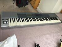 M-Audio Keystation PRO 88 MIDI controller keyboard