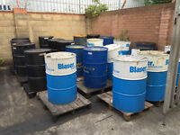 Oil drum barrel for sale delivery available..
