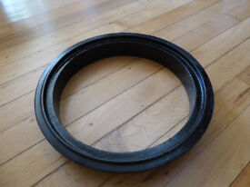 Cast Iron Round Frame for Coal Hole Cover