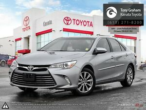2015 Toyota Camry XLE Leather+Navigation+Sunroof