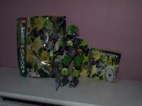 Lego hero factory figures