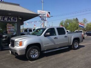 2011 GMC Sierra 1500 Neveda Edition, Crew, 4X4, Running Boards