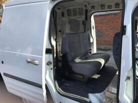 Ford transit connect rear seats