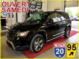 2016 Dodge Journey CROSSROAD * V6 * AWD * 7 PLACES * GPS *