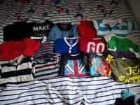 Boys 2 to 3 year clothing bundle