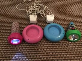 Kids Rechargeable Nightlights