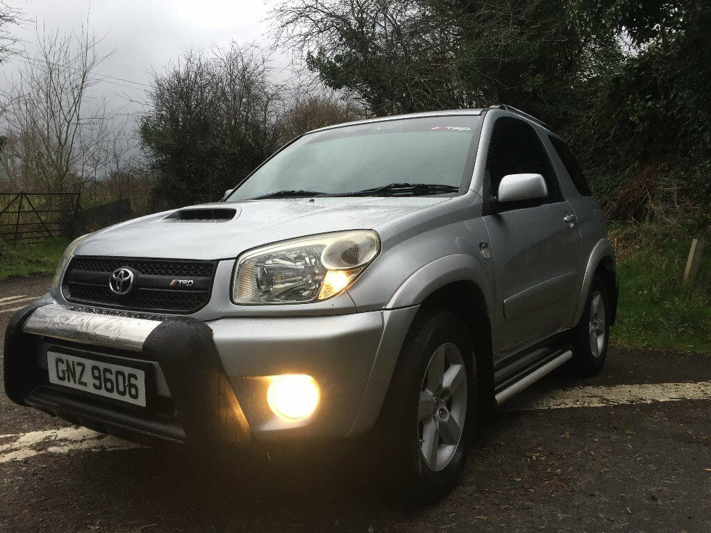 toyota rav 4 jeep diesel d4d 2005 rav4 jeep 4x4 in university area belfast gumtree. Black Bedroom Furniture Sets. Home Design Ideas