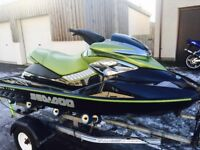 Jet Ski - Kawasaki Ultra 300X - Green - 300 Horse Power