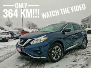 2016 Nissan Murano SL Leather Sunroof Navi  FREE Delivery