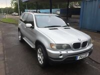 Very nice X5 for sale, top of the range, all the mod cons included, service history, 210 bhp