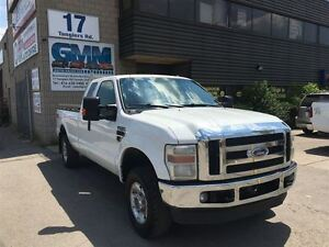 2010 Ford F-250 XLT Extended Cab Long Box 4X4 Gas