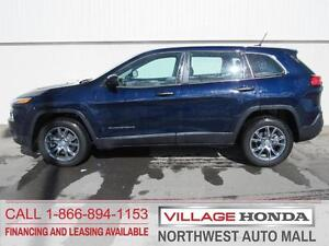 2014 Jeep Cherokee Sport | No Accidents | Local Vehicle