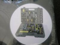 Tool kit 77pc New in case £15