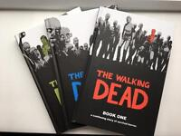 The Walking Dead Graphic Novel Book Collection