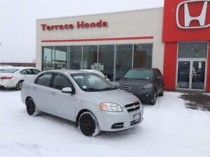 2007 Chevrolet Aveo LS   Low KM, Good on Gas, A/C