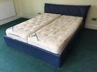 DOUBLE BED WITH LIFT UP BASE