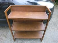 Utility Shelving / Bookcase Weymouth Free Local Delivery