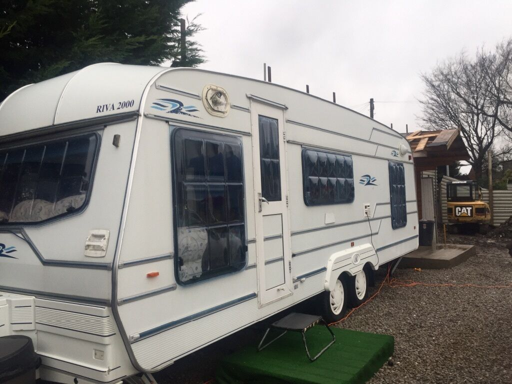 Popular  Lunar Lexon EB  4 Berth Caravan For Sale  In Buckie Moray  Gumtree