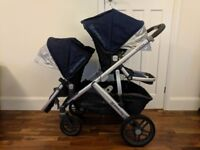 UPPABABY Vista 2015 Buggy with Rumble Seat