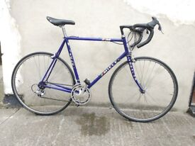 "Quality Miele Road bike Made in Canada 21"" columbus tubing racer Bristol UpCycles"