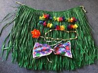 Hawaiian Hula Set