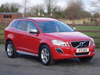 2012 VOLVO XC60 2.4 D5 R-DESIGN PREMIUM AWD (215) **FULL SERVICE HISTORY**