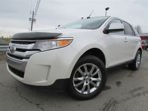 2011 Ford Edge Limited AWD NAVI BLUETOOTH DÉMARREUR MAGS!!!