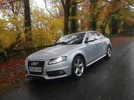 Audi A4 2.0 TDI Sline 4dr Saloon 11 months MOT