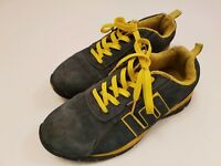 MENS SAFETY STEEL TOE CAP BOOTS GROUNDWORK TRAINERS LOW CUT LACE SHOES