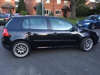 Vw golf tdi bbs alloys nice car must see