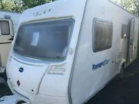 Bailey ranger 510/4 2008 4 berth touring caravan