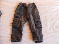 9-12 Month Grey Jeans