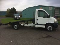 Vauxhall Movano 2.5CDTI ( 100ps ) MWB 3500 RECOVERY TRUCK