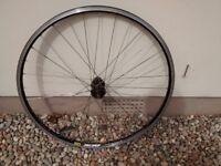 "26"" Non-disc wheel with Mavic XC717 rim"