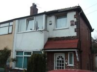 BREIGHTMET BOLTON - FURNISHED ROOM ALL BILLS AND WI FI INCLUDED - NICE LEAFY AVENUE